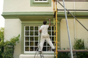 exterior painting in Chattanooga