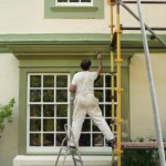 exterior painting in Chattanooga, TN